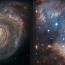 Formación galáctica, un cuento de ricos y pobres