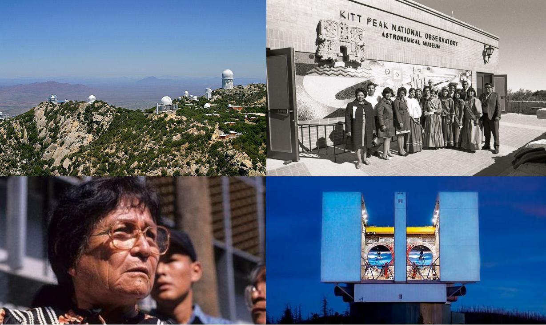 Historia de dos observatorios: astronomía y comunidades indígenas en el suroeste de EEUU